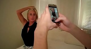 Photoshoot with Skanky Cougar - Twintera.com